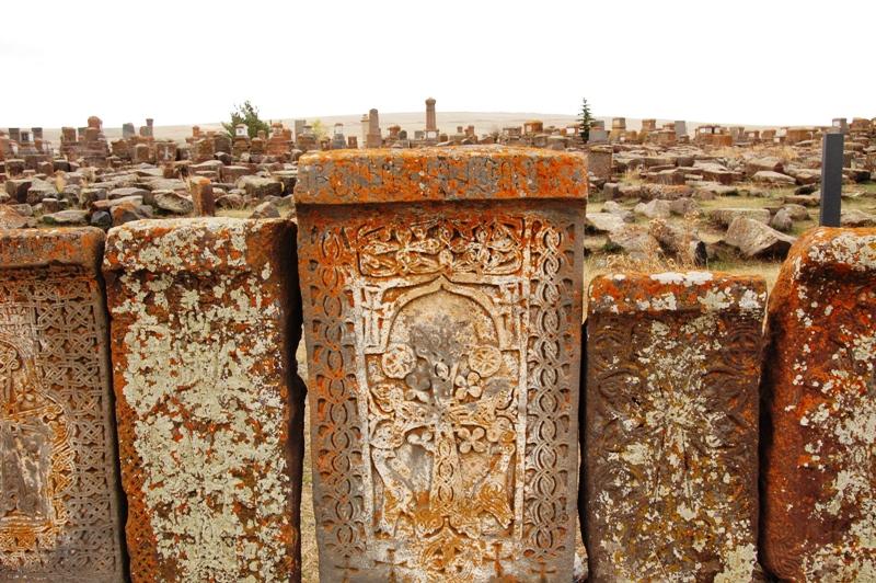 Hřbitov Noratus UNESCO