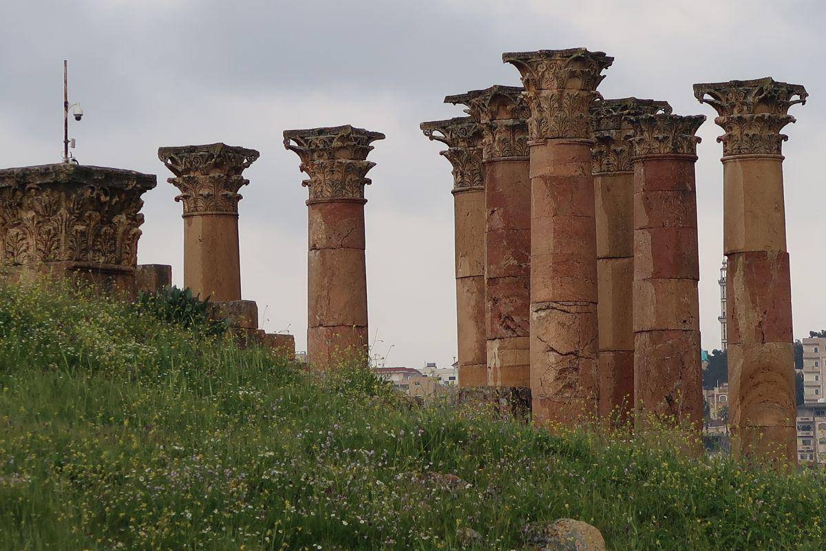 Jordánsko 3