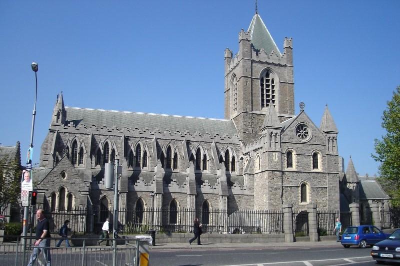 Katedrála Christ Church v Dublinu
